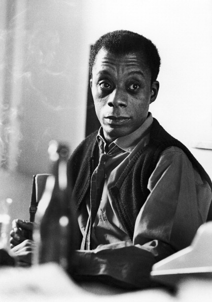 USA - James Baldwin