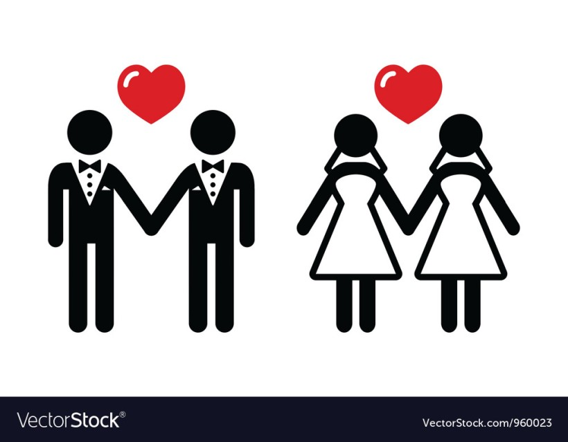 gay-marriage-icons-set-vector-960023