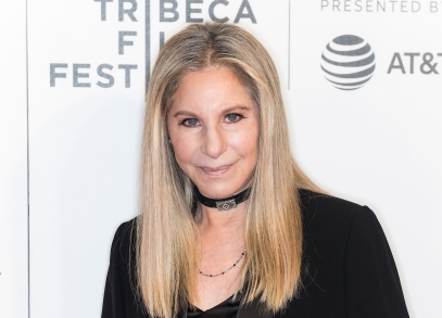 2017 Tribeca Film Festival - Tribeca Talks: Storytellers: Barbra Streisand With Robert Rodriguez