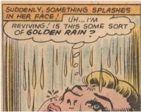 goldenrain