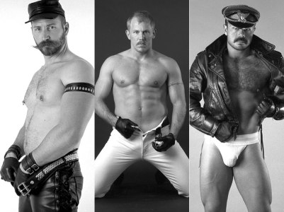 Inspired by Tom of Finland