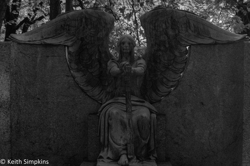 Haserot Angel B&W
