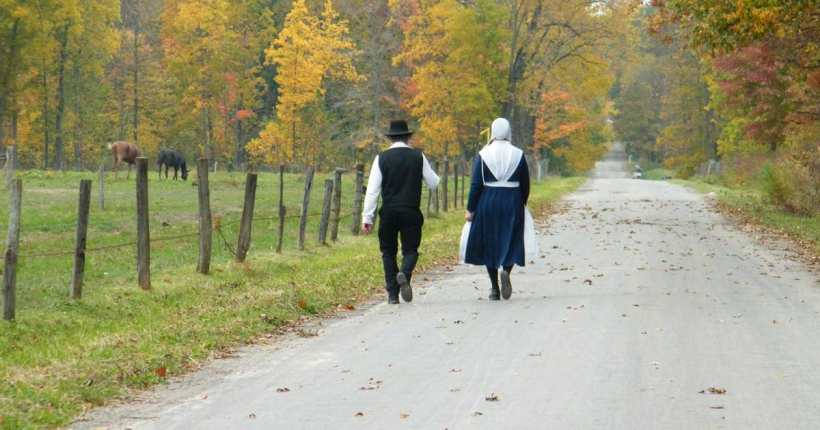 Being Gay and Amish