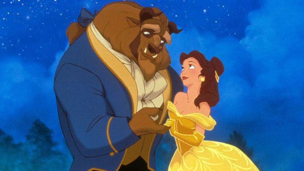 Beauty and the Beast Disney Movie