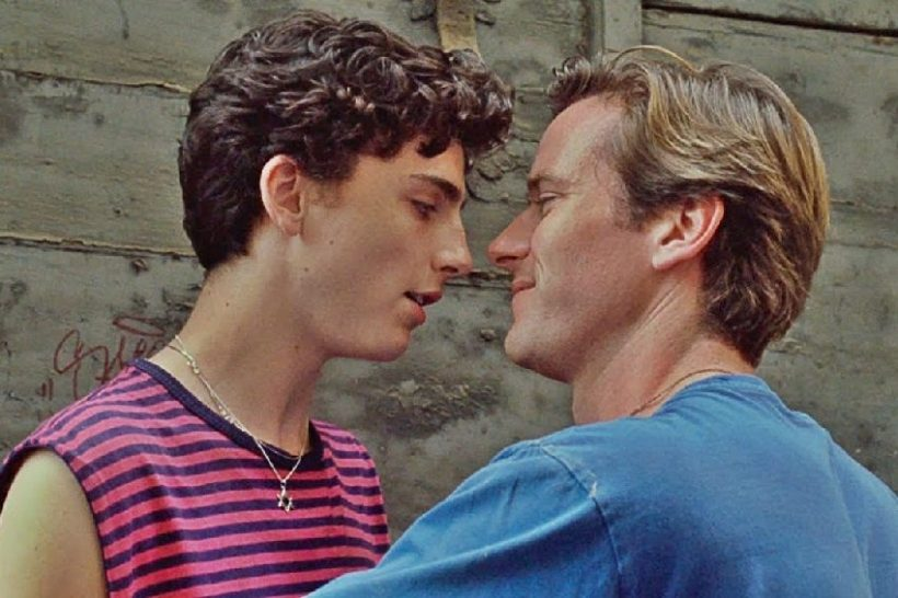 5. Call Me By Your Name (2017)