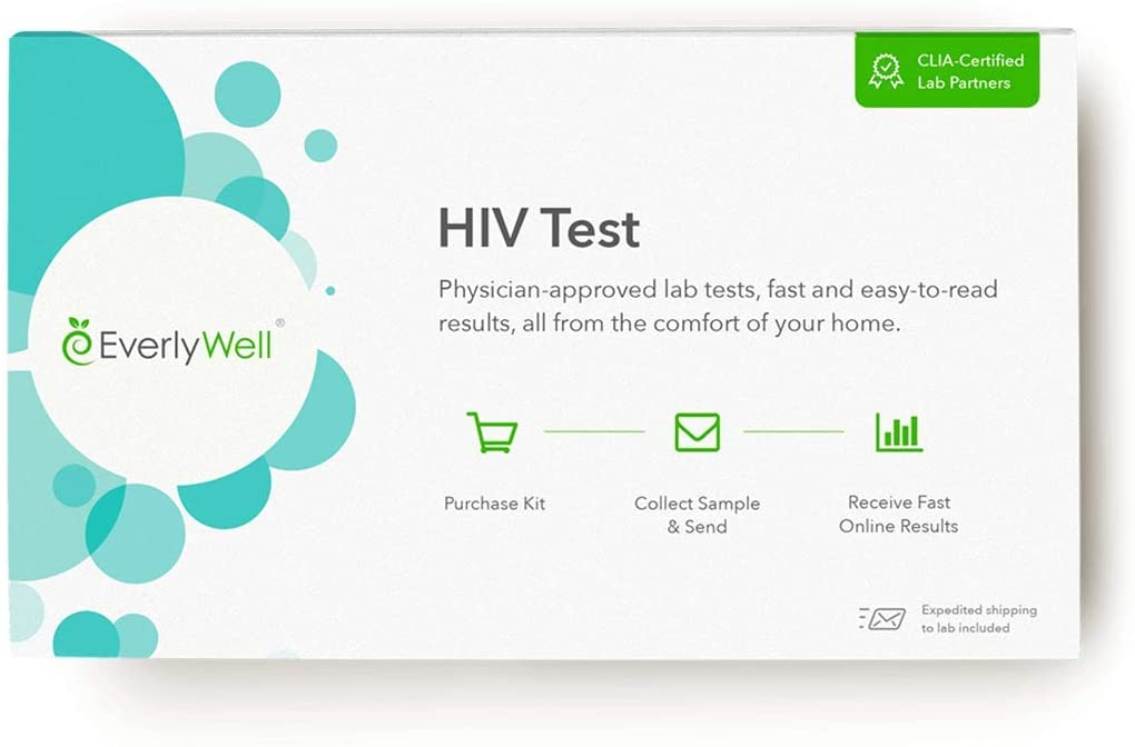 EverlyWell At Home HIV test Kit