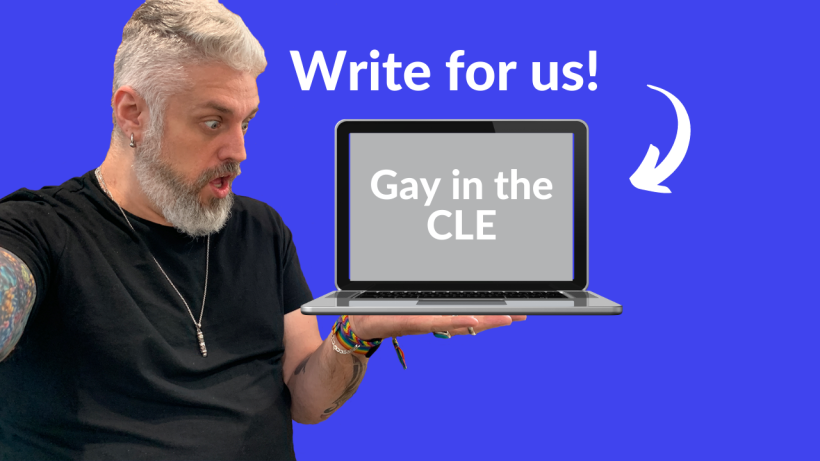 Guest Blogger for Gay in the CLE