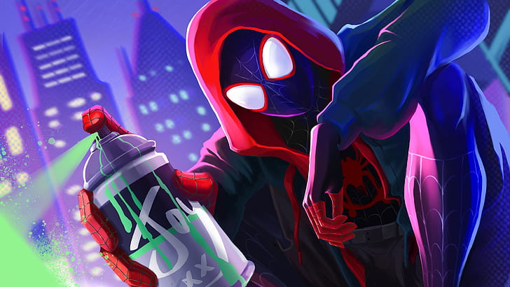 A Review of Spider-man: Miles Morales