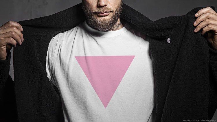 Pink Triangle LGBTQ Symbols