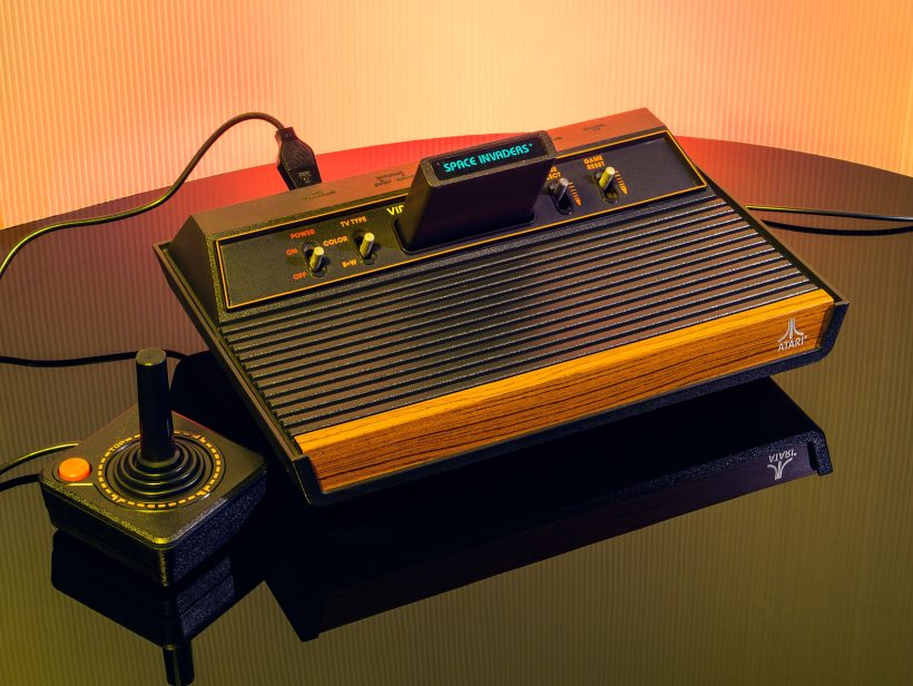 Atari 2600 why do people play video games